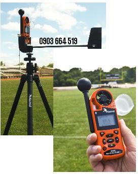 Máy đo vi khí hậu và quan trắc thời tiết Kestrel 4400 Heat Stress Meter  [HSX: Kestrel Meter, Nielsen-Kellerman made in USA] / hàng có sẳn