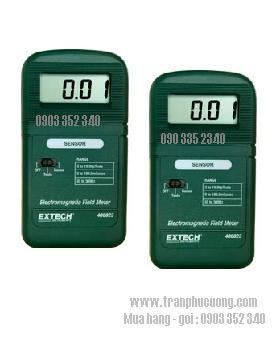 Máy đo điện từ trường 480823 Single axis EMF/ELF Meter chính hãng Extech USA | hàng có sẳn