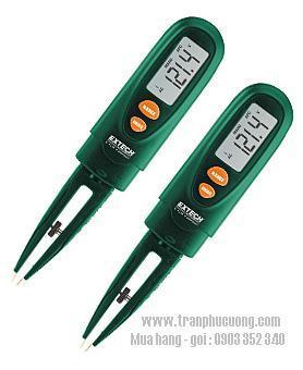 Máy đo điện dung, điện cảm RC200-R/C SMD Tweezer MultiMeter chính hãng Extech USA | Đặt hàng