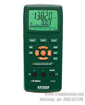 Máy đo điện dung, điện cảm LCR200 Passive Component LCR Meter chính hãng Extech USA | Đặt hàng