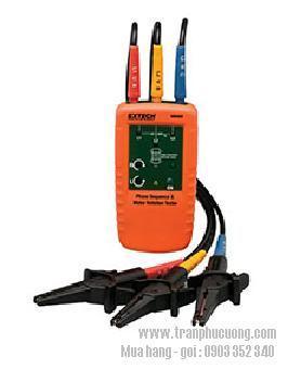 Máy đo điện pha 480403 Motor Rotation and 3-Phase Tester chính hãng Extech USA | Đặt hàng
