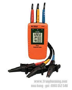 Máy đo điện pha 380400 Phase Sequence Tester chính hãng Extech USA | Đặt hàng