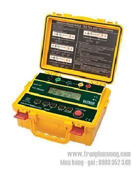 Máy đo điện trở đất GTR300 4-Wire Earth Ground Resistance Tester Kit chính hãng Extech USA | Đặt hàng