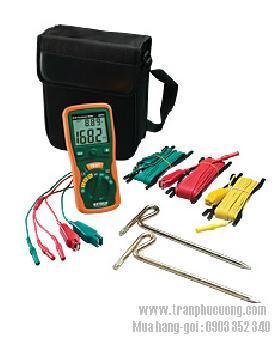 Máy đo điện trở đất 382252 Earth Ground Resistance Tester Kit chính hãng Extech USA | Đặt hàng