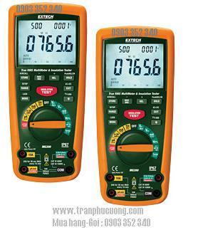 Máy đo điện trở, Máy đo điện cách MG300 - 13 Function Wireless True RMS MultiMeter/Insulation Tester chính hãng Extech USA | Đặt hàng