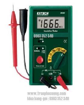 Máy đo điện trở, Máy đo điện cách 380360 Digital Megohmmeter chính hãng Extech USA | Đặt hàng