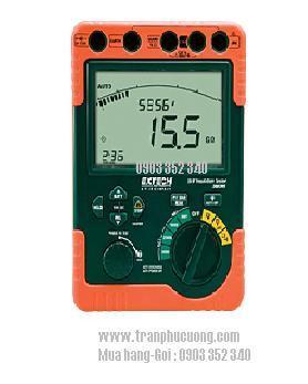 Máy đo điện trở, Máy đo điện cách 380395 High Voltage Digital Insulation Tester (110V) chính hãng Extech USA | Đặt hàng
