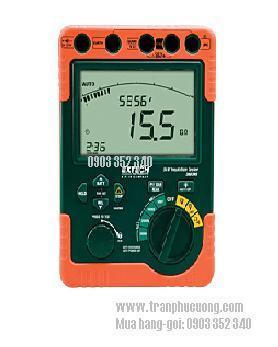 Máy đo điện trở, Máy đo điện cách 380396 High Voltage Digital Insulation Tester (220V) chính hãng Extech USA | Đặt hàng
