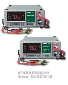 Máy đo điện trở 380560 High Resolution Precision Milliohm Meter (110VAC) chính hãng Extech USA | Đặt hàng
