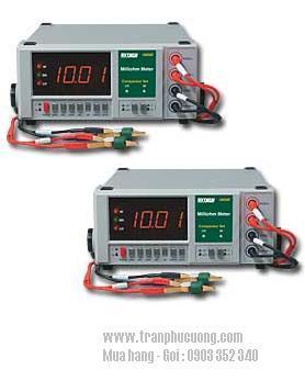 Máy đo điện trở Extech 380562 High Resolution Precision Milliohm Meter (220VAC) chính hãng Extech USA | Đặt hàng