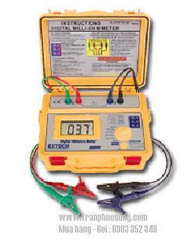 Máy đo điện trở 380580 Battery Powered Milliohm Meter chính hãng Extech USA | Đặt hàng