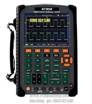 Máy đo dao động dòng điện MS6060 - 60MHz 2-Channel Digital Oscilloscope chính hãng Extech USA | Đặt hàng