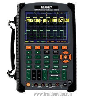 Máy đo dao động dòng điện MS6100 -100MHz 2-Channel Digital Oscilloscope chính hãng Extech USA | Đặt hàng