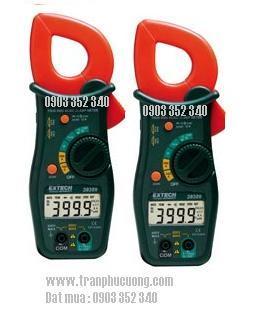 Ampe kế, Ampe kìm 38389 - 600A True RMS AC/DC Clamp Meter (HSX: EXTECH-USA)