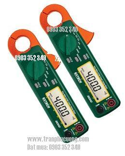 Ampe kế, Ampe kìm 380940 - 400A True RMS AC/DC Watt Clamp-on (HSX: EXTECH-USA)
