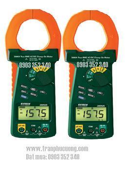 Ampe kìm, Ampe kế đo dòng điện xoay chiều AC/DC 380926 - 2000A True RMS AC/DC Clamp Meter (HSX:E XTECH-USA)