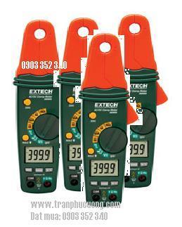 Ampe kìm, Ampe kế đo dòng điện xoay chiều AC/DC 80A/ 380950- 80A Mini AC/DC Clamp Meter (HSX: EXTECH-USA)