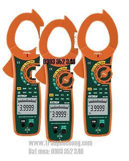 Ampe kìm, Ampe kế đo dòng điện xoay chiều AC/DC 1500A/ MA1500-1500A True RMS AC/DC Clamp Meter + NCV (HSX: EXTECH-USA)