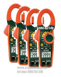 Ampe kìm, Ampe kế đo dòng điện 1 chiều AC 800A/ EX710-800A AC Clamp Meter (HSX: EXTECH-USA)
