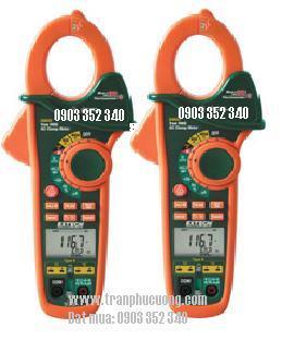 Ampe kìm, Ampe kế đo dòng điện 1 chiều AC 400A/ EX622-400A Dual Input AC Clamp Meter + NCV + IR Thermometer (HSX: EXTECH-USA)