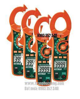 Ampe kìm, Ampe kế đo dòng điện 1 chiều 400A/ MA410-400A AC Clamp Meter + NCV (HSX: EXTECH-USA)