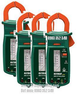 Ampe kìm, Ampe kế đo dòng điện 1 chiều AC 300A/ AM300-300A AC Analog Clamp Meter (HSX: EXTECH-USA)