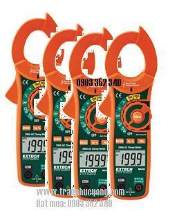 Ampe kìm, AMpe kế đo dòng điện 1 chiều AC 200A/ MA250-200A AC Clamp Meter + NCV (HSX: EXTECH-USA)