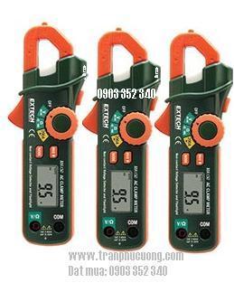 Ampe kìm, Ampe kế đo dòng điện 1 chiều AC 200A/ MA150-200A Mini AC Clamp Meter + NCV Detector (HSX: EXTECH-USA)