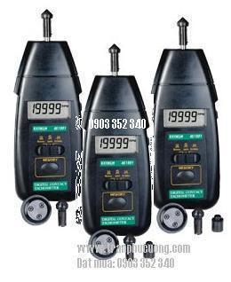 Máy đo gia tốc, Máy hoạt nghiệm 461891 - High Precision Contact Tachometer (HSX: EXTECH-USA)