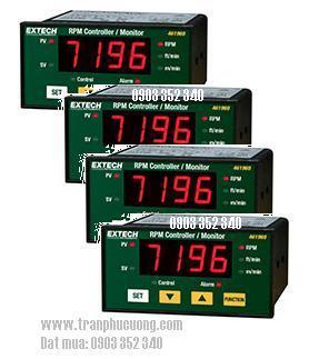 Controller đo gia tốc 461960 - Panel Mount RPM Controller/Monitor (HSX: EXTECH-USA)