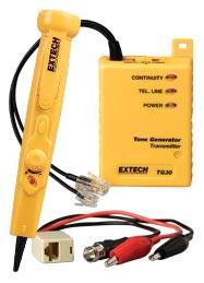 Máy đo cáp quang, thiết bị đo cáp quang  TG30: Wire Tracer/Tone Generator Kit  chính hãng Extech USA | Đặt hàng