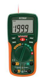 Đồng hồ đo đa năng EX210T: TrueRMS Digital Multimeter with IR (HSX: EXTECH-USA)