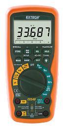 Đồng hồ đo đa năng EX540: 12 Function Wireless True RMS Industrial MultiMeter/Datalogger (HSX: EXTECH-USA)