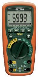 Đồng hồ đo đa năng EX520: 11 Function Heavy Duty True RMS Industrial MultiMeter (HSX: EXTECH-USA)