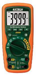 Đồng hồ đo đa năng EX505: 11 Function Heavy Duty True RMS Industrial MultiMeter (HSX: EXTECH-USA)