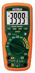 Đổng hồ đo đa năng EX503: 10 Function Heavy Duty Industrial MultiMeter (HSX:EXTECH-USA)