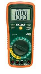 Đổng hồ đo đa năng EX411: 8 Function True RMS Professional MultiMeter(HSX:EXTECH-USA)
