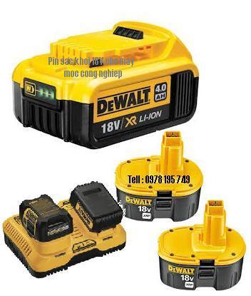 Pin sạc khối 18V với các size 1/2AA,2/3AA,AA,AAA,4/5A, 7/5A,SC,C,D với nhiều dung lượng từ 250mAh cho đến 10 000 mAh