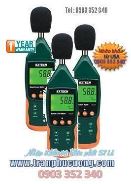 Máy đo âm thanh, máy đo tiếng ồn Extech SDL600 Sound Level Meter/Datalogger (HSX: EXTECH-USA)/ tạm hết hàng