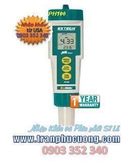 Máy đo pH - Extech PH100 ExStik® pH Meter chính hãng Extech USA | có sẳn hàng