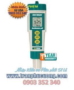 Máy đo pH - Extech PH110 ExStik® pH Meter chính hãng Extech USA | Đặt hàng