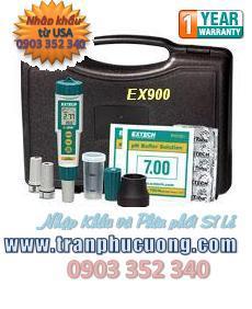 Máy đo pH - Extech EX900 ExStik® 4-in-1 Chlorine, pH, ORP and Temperature Kit chính hãng Extech USA | có sẳn hàng