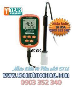 Máy đo pH - Extech EC600 Waterproof Conductivity Kit chính hãng Extech USA | có sẳn hàng - Đặt hàng trước