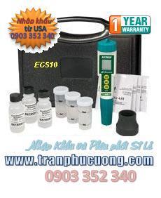 Máy đo pH - Extech EC510 Waterproof ExStik® II pH/Conductivity Meter Kit chính hãng Extech USA | Đặt hàng