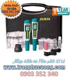 Máy đo pH - Extech DO610 ExStik® II DO/pH/Conductivity Kit  chính hãng Extech USA | Đặt hàng
