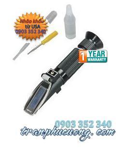 Máy đo nồng độ đường Sucrose - RF10 Portable Sucrose Brix Refractometer (0 to 32%) /tạm hết hàng