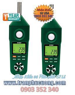 Máy đo ánh sáng Extech EN300 Hygro-Thermo-Anemometer-Light-Sound Meter (HSX: EXTECH-USA)/ tạm hết hàng
