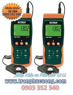 Máy đo ánh sáng extech SDL400 Light Meter/Datalogger (HSX: EXTECH-USA)/ tạm hết hàng