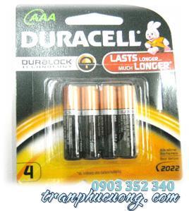 Pin AAA Duracell MN2400 Alkaline chính hãng   hàng có sẳn