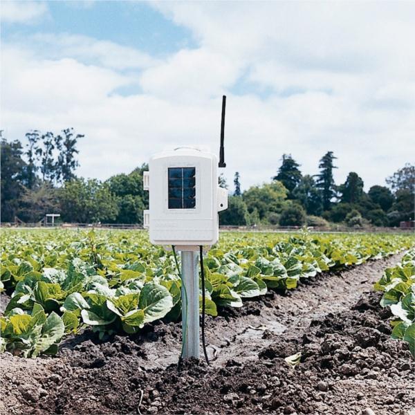 Trạm quan Trắc Nhiệt Độ và Độ ẩm của Đất, Lá (6345 Wireless leaf & Soil Moisture/ Temperature Station) (HSX:DAVIS-USA)